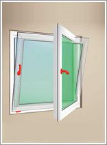 Maßgefertigte Fenster