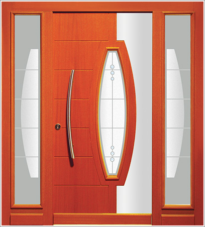 Haustür Modell Design 733-H