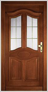 Vorgefertigte Tür
