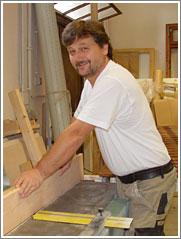 Schreinermeister Volker Gaudl